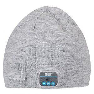 August EPA20 cappello di lana con audio bluetooth