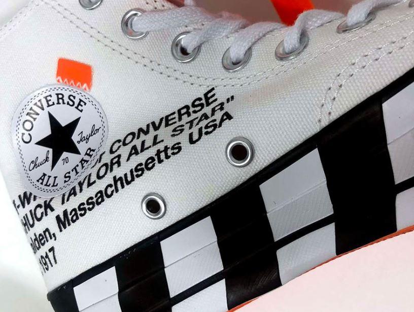 regali-per-ragazzi <b>Sneaker OFF White x Converse Chuck 70</b>