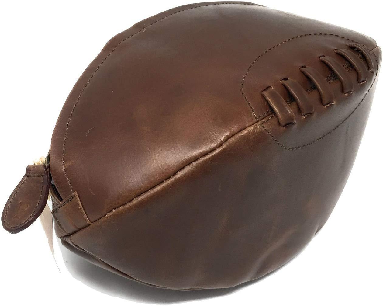 Stai cercando un regalo originale per un uomo sportivo? Ecco l'idea regalo che fa per te: Borsa da Bagno Pallone da Football Americano!