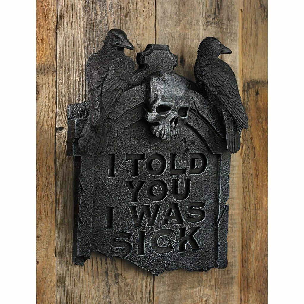 Se sei in cerca di idee originali per Halloween per la tua casa o per un regalo, allora questa li batte tutti!
