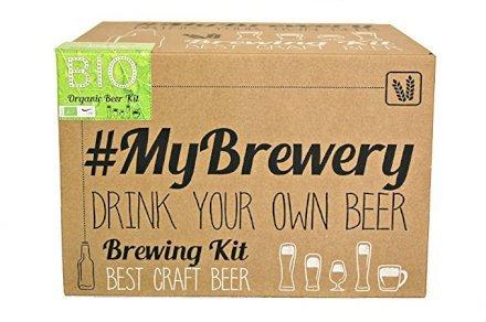 Idea Regalo kit che consente di produrre fino a 5 litri di birra artigianale