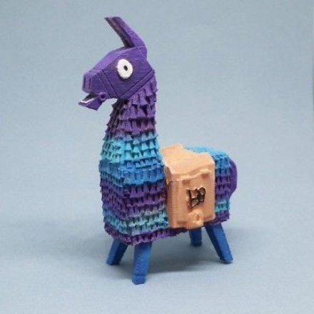 regali-per-ragazzi Fortnite Llama Action Figure