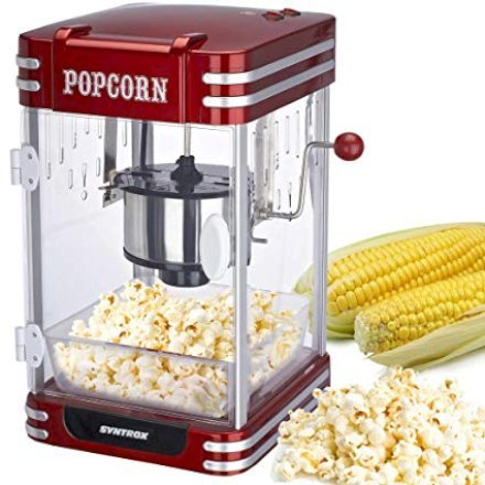 feste-e-anniversari Macchina per il Popcorn