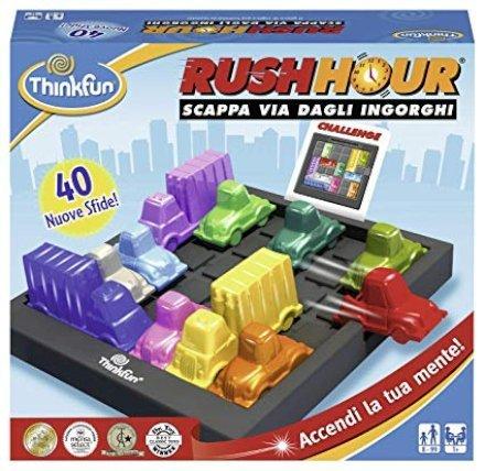 regali-per-ragazzi Think Fun - Rush Hour Gioco di Logica