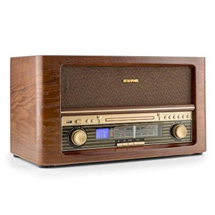 Impianto Stereo Radio Retrò Vintage