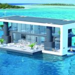 Uno yacht? Una villa? Un'arca? No! È il Livable Yacht di Arkup! Una casa galleggiante di lusso veramente incredibile.