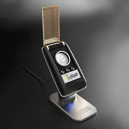 gadget Comunicatore di Star Trek con Bluetooth