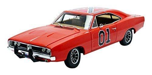 Modello in scala 1:18 del Generale Lee, la mitica Dodge Charger del 1969! Un regalo per tutti gli appassionati.