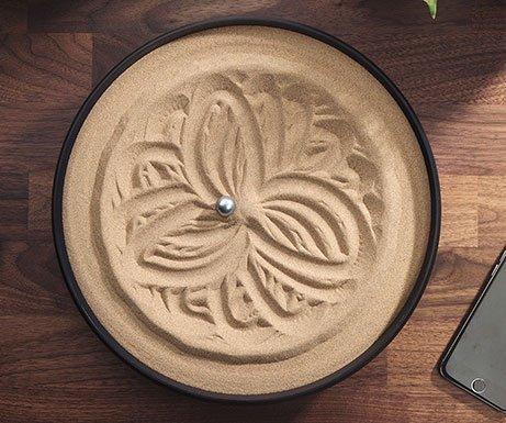 fantastici Macchina automatica per disegno su sabbia