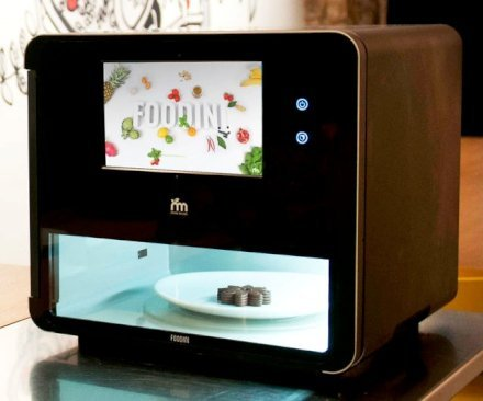 fantastici Foodini 3D Food Printer
