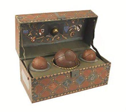 regali-per-ragazzi Harry Potter Set Quidditch da collezione