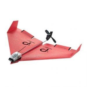 Hai sempre sognato di far volare un areoplanino di carta come se fosse un aereo? Eccovi un micromotore per areoplanini di carta, per farli volare come un drone.