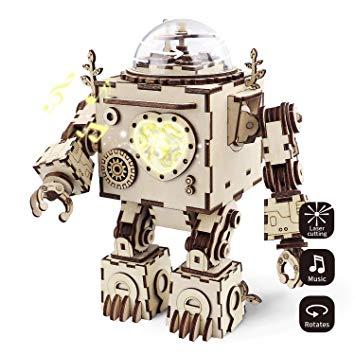regali-per-ragazzi Orpheus - Puzzle 3D Robotime