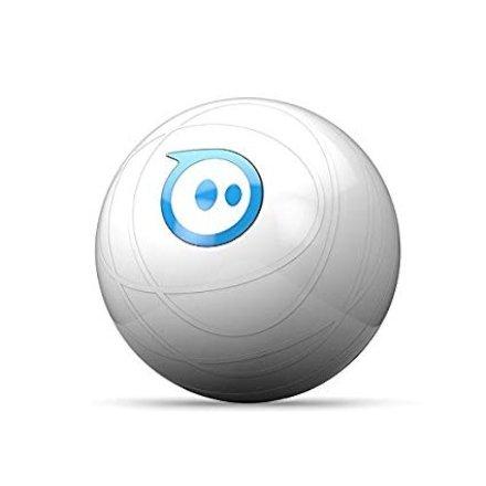 """Sphero """"cambia il modo di giocare"""". Questa sfera è un divertente robottino comandabile da remoto che offre mille modi di giocare ed imparare."""