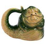Cerchi un regalo per un appassionato di Star Wars che già non abbia? Prova questa tazza di Jabba the Hutt , per completare la sua collezione di tazze!