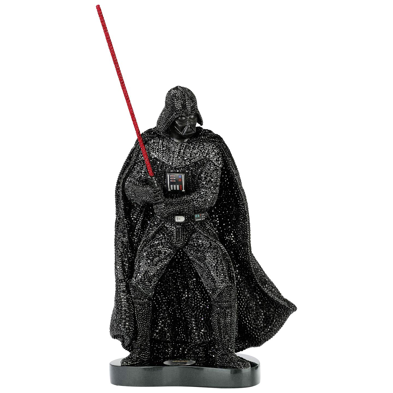 fantastici Swarovski Star Wars - DARTH VADER Serie Limitata 2017
