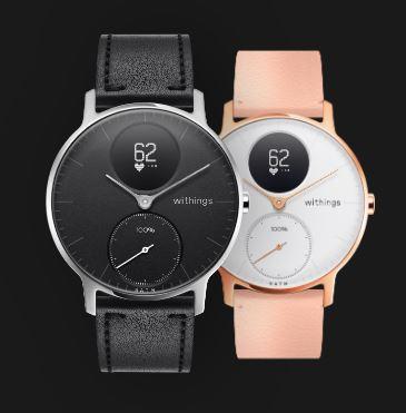 gadget Withings Steel HR, Smartwatch Ibrido Unisex