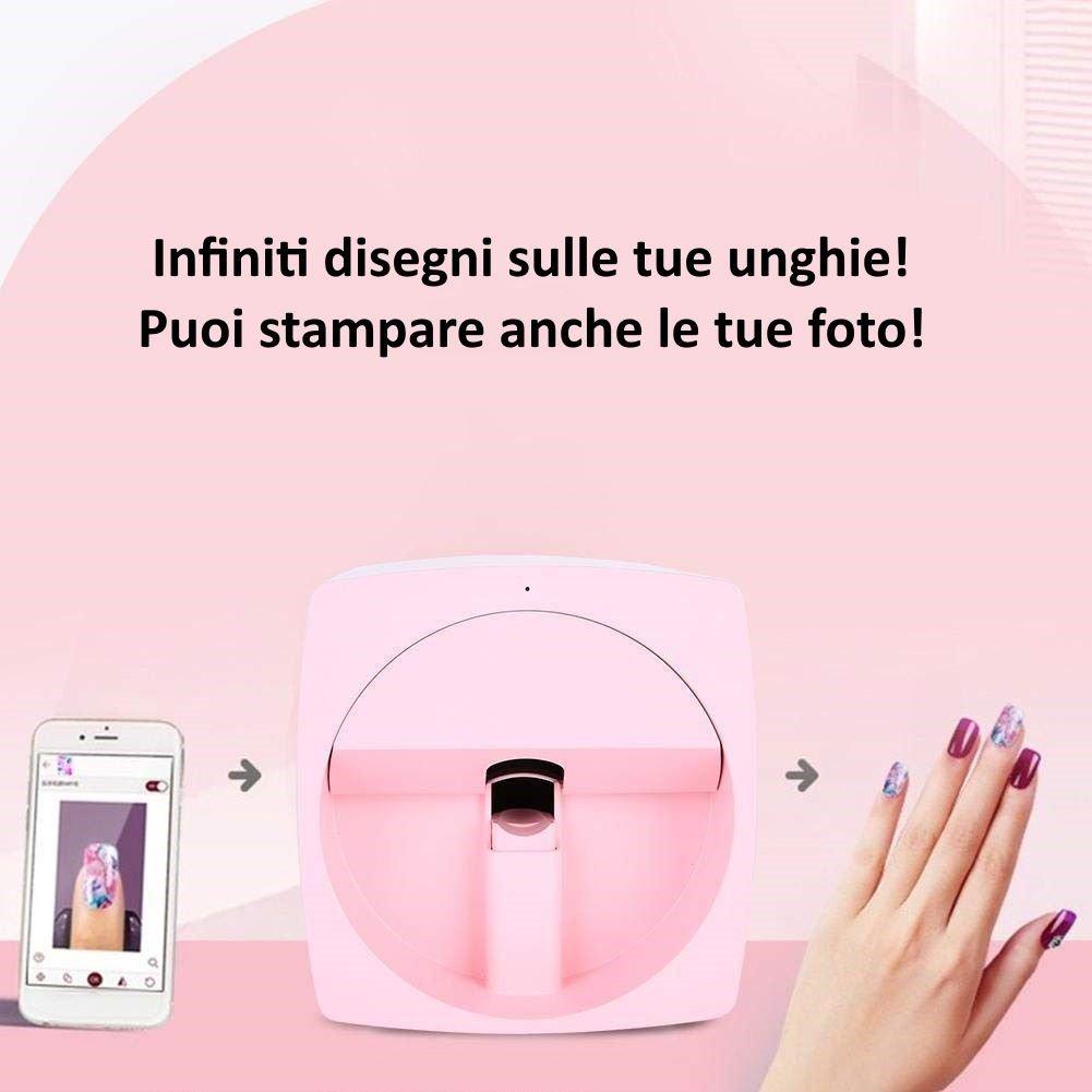 Stampante per unghie