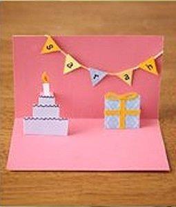 biglietto di auguri di compleanno