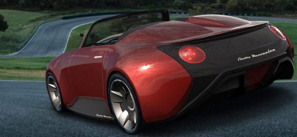 Tofino auto elettrica