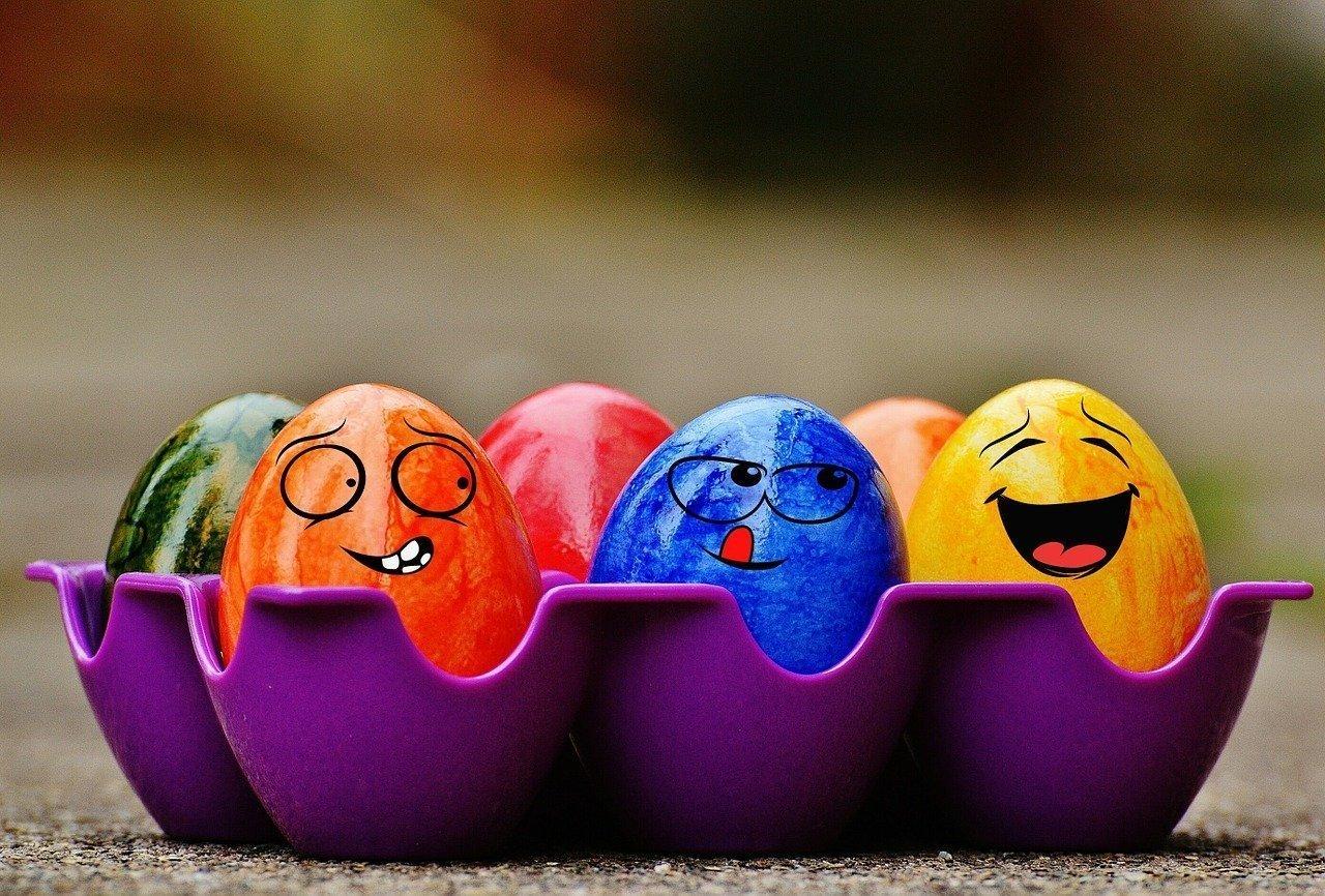 Per chi a Pasqua non sa come fare l'uovo...