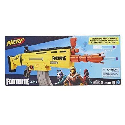Un regalo che farà impazzire di gioia i tuoi bambini: il fucile AR Nerf di Fortnite !