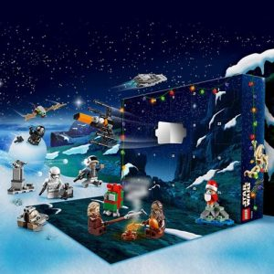 lego star wars calendario avvento