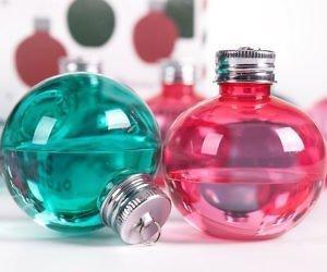 Bicchierini per superalcolici a forma di pallina di natale! Il set perfetto di bicchieri per il cenone di Natale e di Capodanno!