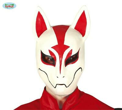 Maschera carnevale adulto fortnite fox