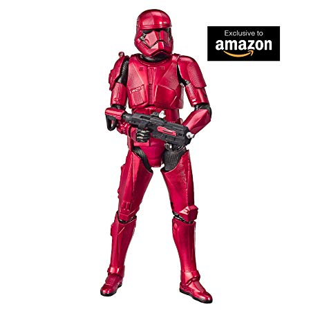 Hasbro Star Wars E9 Bl Bruges Red Metallic, Multicolore, E8439EU4