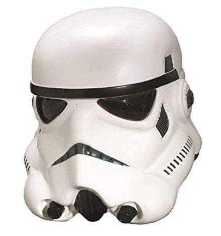 Se Star Wars è il tuo chiodo fisso o lo è per una persona alla quale vuoi fare un regalo simpatico od originale, allora dovresti valutare questo regalo: un casco da Collezione Stormtrooper .