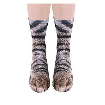 """Quante volte hai desiderato essere un gatto!? Esaudisci i tuoi desideri con questo outfit """"inusuale"""" e mostra con orgoglio le tue zampe di gatto!"""