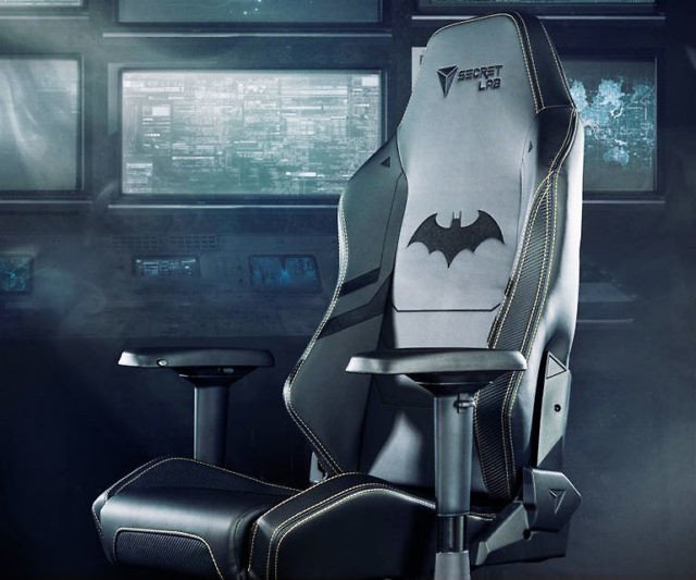Sedia Batman da Pro-player