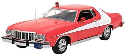 Fai un regalo originale ad un amante degli anni 70' con il modellino della Ford Gran Torino di Starsky e Hutch. Irresistibile per gli amanti del genere!