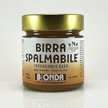 """Se sei un'amante della Birra è ora non solo di berla, ma anche di mangiarla! Scopri questa originale idea regalo per amanti della """"Bionda""""."""