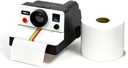 casa-ufficio Portarotolo Polaroid Porta Rotoli per Carta igienica